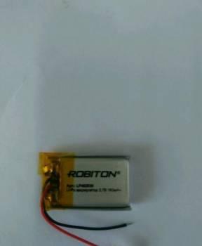 Аккумулятор LP402030 для видеорегистратора artway, Димитровград, цена: 200р.