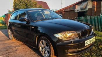 BMW 1 серия, 2008, купить опель астра новый цена, Екатеринбург, цена: 500 000р.