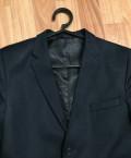 Пиджак молодёжный для подростка, р44-46, теплая мужская куртка купить, Макарьев
