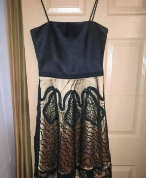Платье, штаны с полосками zara