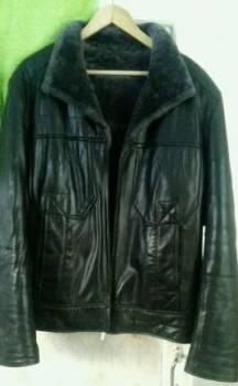 Костюмы на заказ гимнастика, куртка зимняя мужская натуральная кожа, Хабаровск, цена: 7 000р.