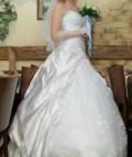 Вязаные платья на заказ, свадебное платье с кринолином и болеро, Петрозаводск