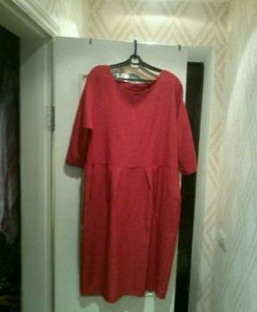 Платье, купить зеленое платье большого размера, Хабаровск, цена: 700р.