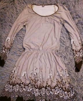 Черное платье на полных, платье, Супонево, цена: 500р.