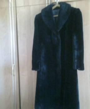 Женские платья с длинным рукавом, шуба мутоновая, Лесосибирск, цена: 5 000р.