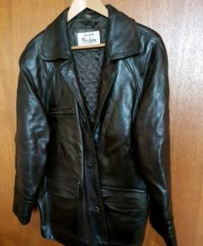 Каталог мужской одежды лакост, куртка мужская натуральная кожа, Ярославль, цена: 1 500р.
