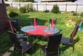 Кухонный стол состульями, Руза