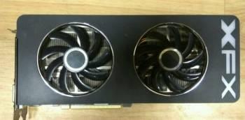 Видеокарта XFX R9 290 4Gb неисправна