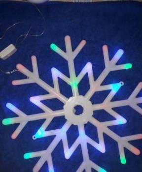 Снежинка - украшение на Новый год, Обнинск, цена: 350р.