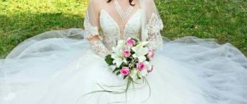 Купить бальное платье для девушки 16 лет, свадебное платье, Муром, цена: 12 000р.
