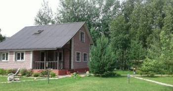 Дом 112 м² на участке 19 сот