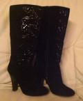 Зимние кроссовки adidas с мехом, замшевые сапожки, Череповец