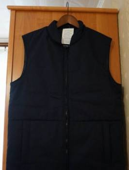 Куртки quicksilver зимние, новый утепленный жилет, Ярославль, цена: 500р.