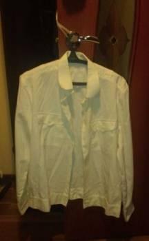 Рубашка парадная, куртка осенняя мужская с капюшоном, Панино, цена: 400р.