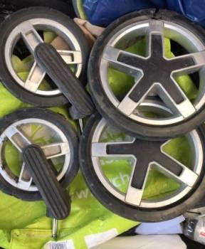 Колеса для коляски silver cross цена за 4 шт, Москва, цена: 1 000р.