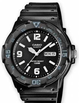 Новые японские часы Casio Outgear MRW-200H-1B2