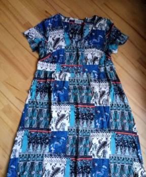 Платье с рукавом фонарик купить, платье Finn flare, Ожерелье, цена: 500р.