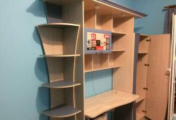 Набор мебели для школьника, Ханты-Мансийск, цена: 8 000р.