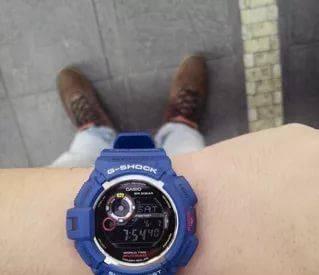 Новые Наручные часы Casio G-shock G-9300NV-2E