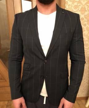 Кожаные куртки большого размера мужские, костюм, Махачкала, цена: 4 500р.