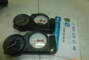 Аккумуляторы на скутер 50 кубиков, приборка Suzuki gsxr 600 98-00 srad, Санкт-Петербург, цена: 5 500р.