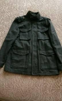 Цены на зимнее мужское пальто, пальто(френч), Устюжна, цена: 800р.
