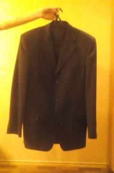 Пиджак мужской, брюки adidas прямые