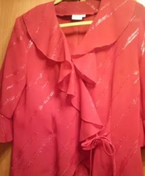 Трикотаж платье лапша, нарядные блузки, Тула, цена: 500р.