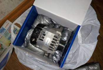 Форд фокус 3 рестайлинг моторы, генератор Denso DAN1021, Асбест, цена: 8 000р.