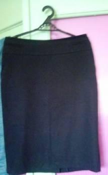 Платья для девушек красивые и модные, чёрная юбка, Свободный, цена: 200р.