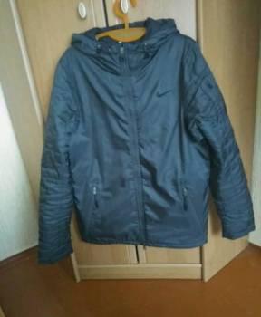 Куртка nike размер s, футболка юность череп кота, Новомосковск, цена: 2 000р.