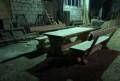 Стол с лавочками, Сергиев Посад