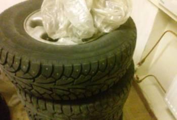 Колеса на форд фокус универсал, резина на оригинальных дисках