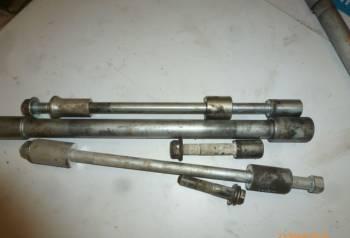 Болты крепления двигателя Honda CBR 600 RR 03-06, запчасти на квадроцикл atv 110