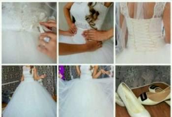 Маленькие черные платья от шанель, свадебное платье, Знаменск, цена: 9 000р.