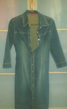 Брюки цвета хаки и свитер, плащ-платье, Туапсе, цена: 1 200р.