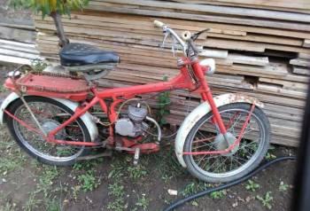 Рига веломотор, коляска адамекс эндуро 2 в 1, Оренбург, цена: 7 000р.