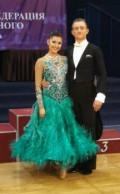 Платье для бальных танцев st, платье для аргентинского танго, Пущино