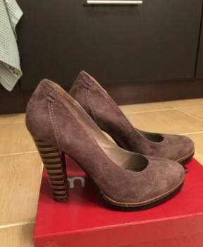Обувь баскони босоножки, туфли, замша, Mascotte, р. 37