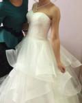Продам платье свадебное, платье для полных дам, Чунский