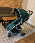 Итальянская коляска babyhome emotion, Пенза