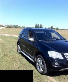 Продажа лада калина 2011 цена, mercedes-Benz M-класс, 2008, Касимов, цена: 1 250 000р.