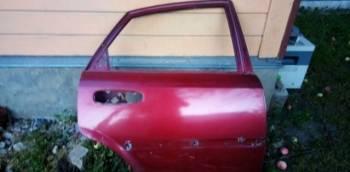 Дверь красная(вишневая) с chevrolet lacetti седн, редуктор переднего моста нива шевроле цена купить
