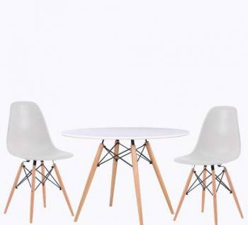 "Дизайнерский стул и стол eames "" PRO"", Ташла, цена: 2 250р."