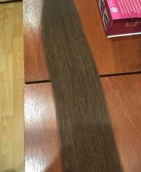 Капсульные волосы