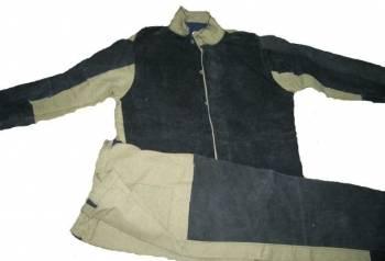 Стильное женское зимнее пальто, костюм брезентовый утепленный новый со спилком, Вытегра, цена: 2 000р.