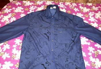 Продам теплую рубашку, надписи на футболках вектор, Томск, цена: 350р.