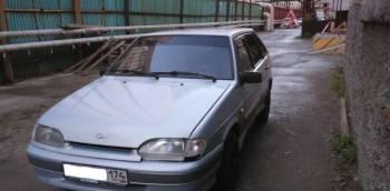 ВАЗ 2114 Samara, 2007, бу автомобиль в лизинг для юр, Уйское, цена: 70 000р.