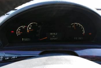 Mercedes-Benz S-класс, 1999, рендж ровер спорт свр 2018, Кшенский, цена: 180 000р.