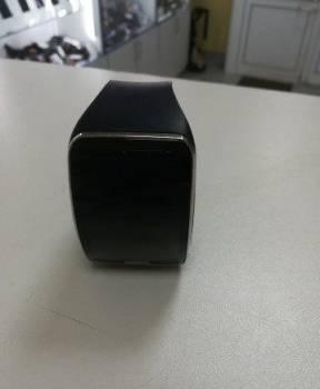 Смарт-часы SAMSUNG Gear S SM-R750 Black, Суздаль, цена: 4 990р.